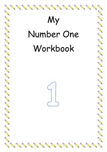 Number One Workbook