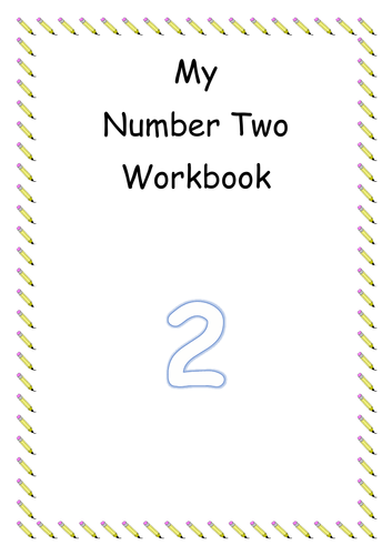 Number Two Workbook