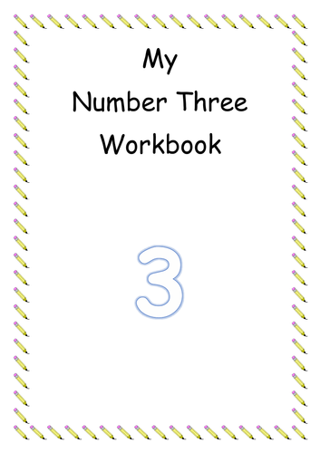 Number Three Workbook