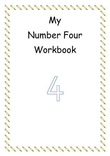 Number Four Workbook