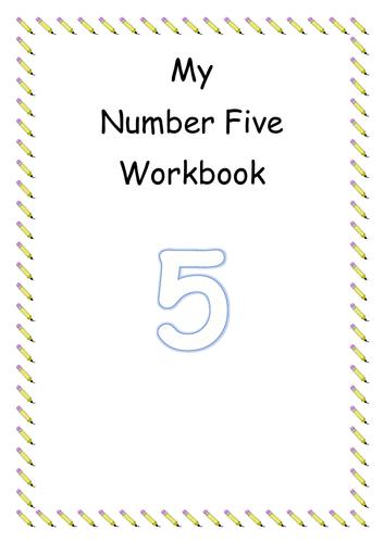 Number Five Workbook