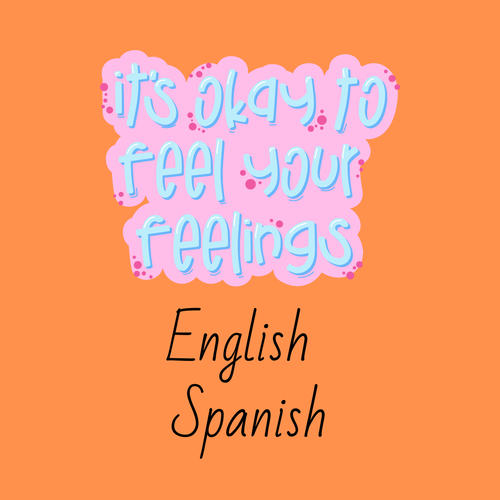 Spanish Emotions and Feelings for EAL ESL learners