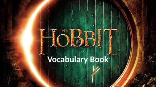 The Hobbit - Vocabulary Book