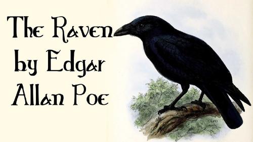 Vocabulary - The Raven