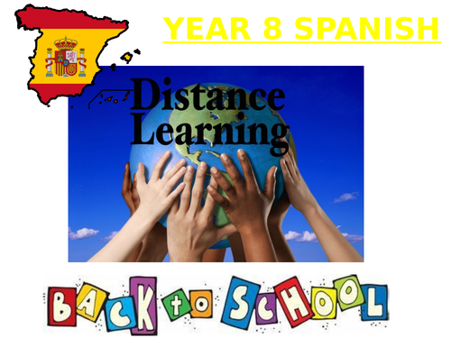 distance learning expectations opening lesson