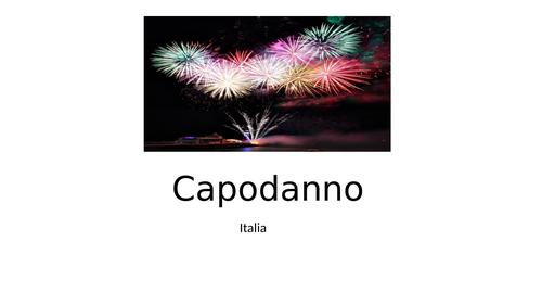 Italian GCSE - New Year in Italy