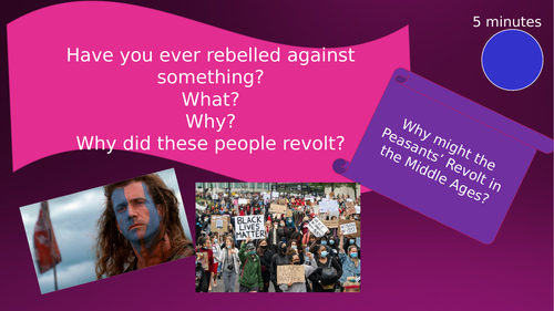 Peasants' Revolt, causes, events and consequences