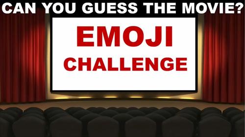EMOJI FILM QUIZ STARTER
