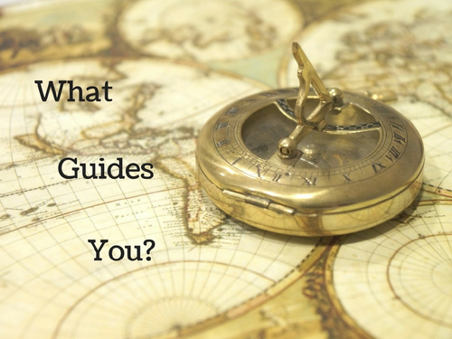 What Guides You? Ethics and Morality Intro 5 lessons