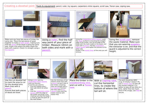 How to: Create a Dovetail Joint