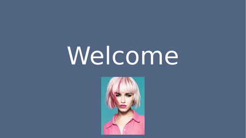 Icebreaker for a new hairdressing group