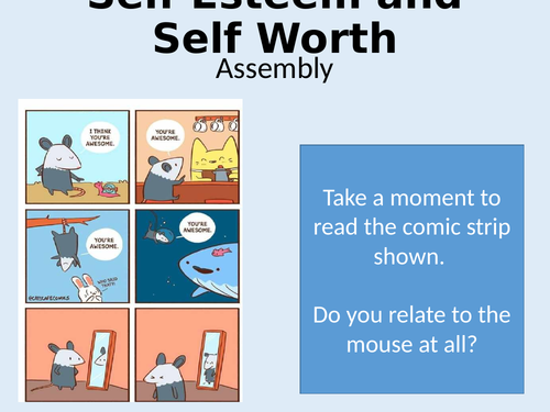 Assembly - Self Esteem Mental Health