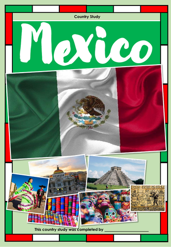 Mexico - Country Study - Research Project