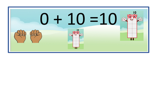 Numberblocks - Number Bonds to 10