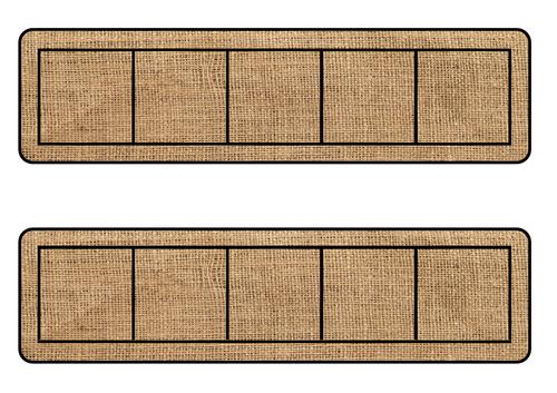 Hessian Phoneme Frames