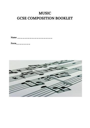 GCSE Composition Booklet