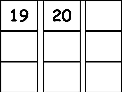 Bingo to 20