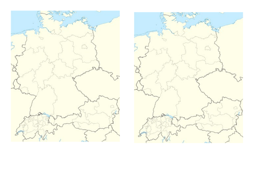 Y7 German Lesson 11 - Location, Saying Where somewhere is Situated