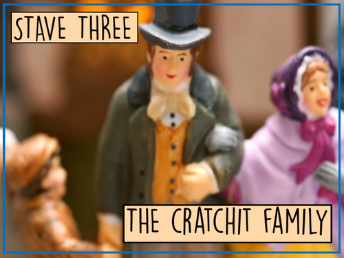 A Christmas Carol: The Cratchit Family