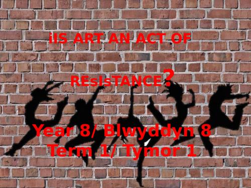 Protest Theatre Drama SOW