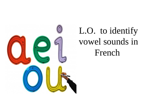 French Vowel Sounds