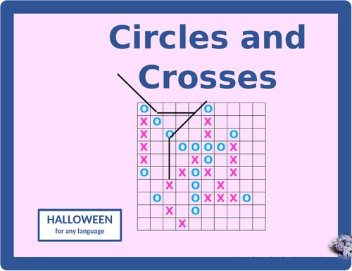 Halloween Mega Connect 4 Game