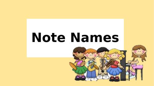 Music Basics for the Beginner Music Teacher