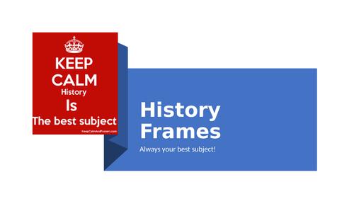 2. History Frames