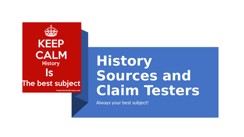3. History Sources