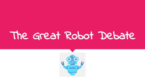 Guided Reading: Original Robots Story