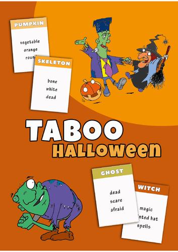 Taboo Halloween