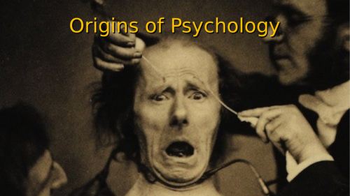 Approaches to Psychology: History & Introspection