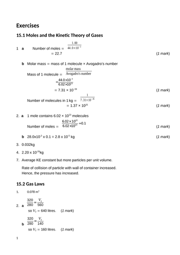 A Level Physics - Student Workbooks (for OCR specification A)
