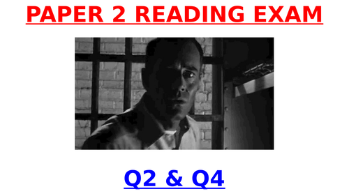Paper 2 Q2 PowerPoint & VIDEO: PRISONS