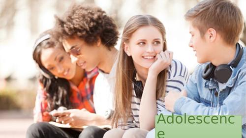 KS3 Year 7 Adolescents