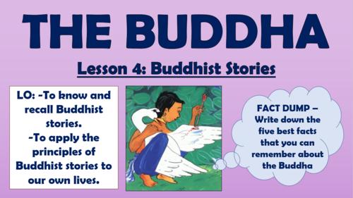 The Buddha - Buddhist Stories!