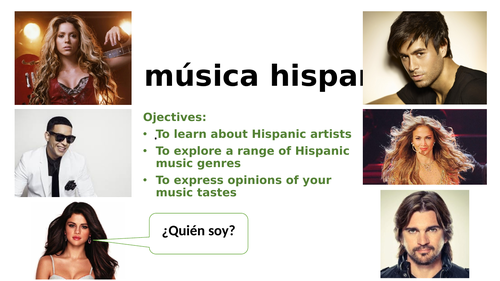 A-Level Introduction to Music styles & expressing opinions