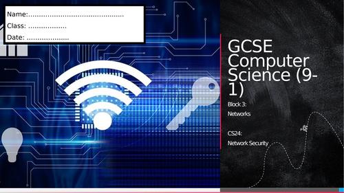 CS24: Network security (Workbook)