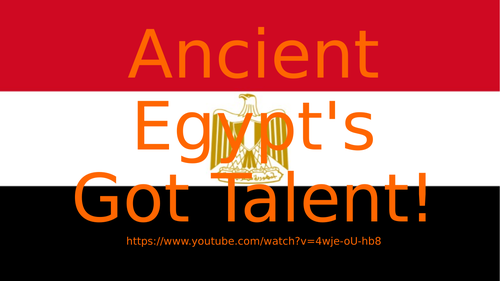 Ancient Egypt's Got Talent