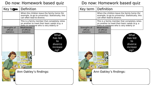 Explanations of poverty and globalisation (GCSE SOCIOLOGY AQA)