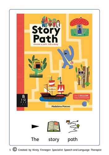 The Story Path Workbook