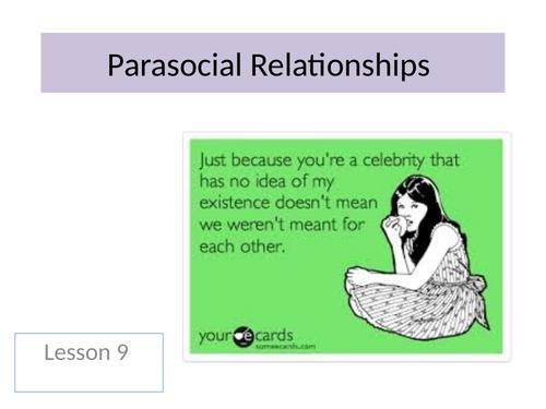 Understanding Parasocial Relationships with Celebrities
