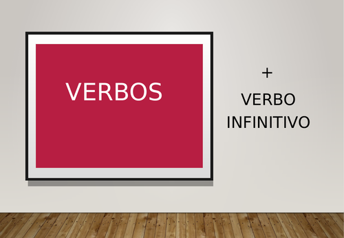 Verbs that trigger an infinitive verb - excellent way of packing  more variety in verbs - must haves