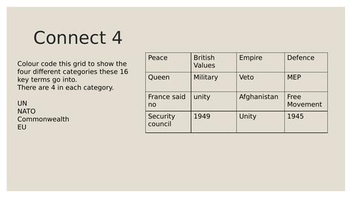 AQA Citizenship GCSE Conflict Resolution