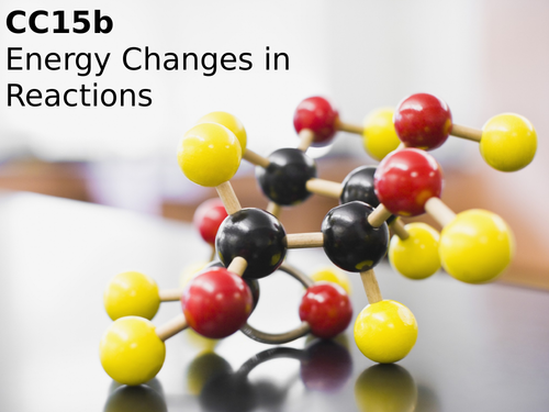 Edexcel CC15b Energy Changes in Reactions