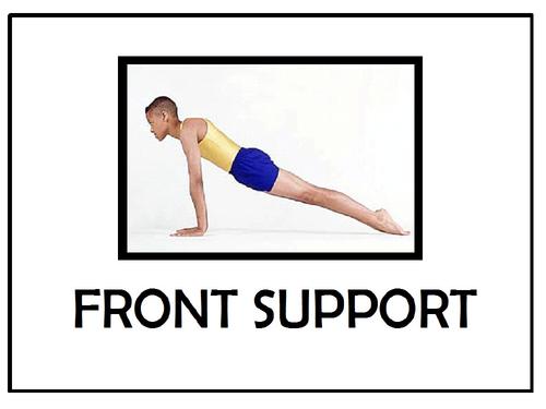 Basic Gymnastics Y7 upwards