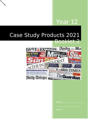AQA CSP Newspapers 2021 /22