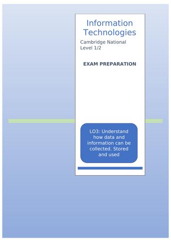 LO3 - Information Technologies - Exam prep
