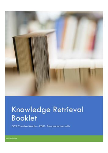 R081 - Knowledge Retrieval Booklet