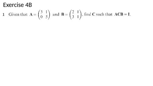 9231_FP1_Ex 4B_Matrices 1_Solutions